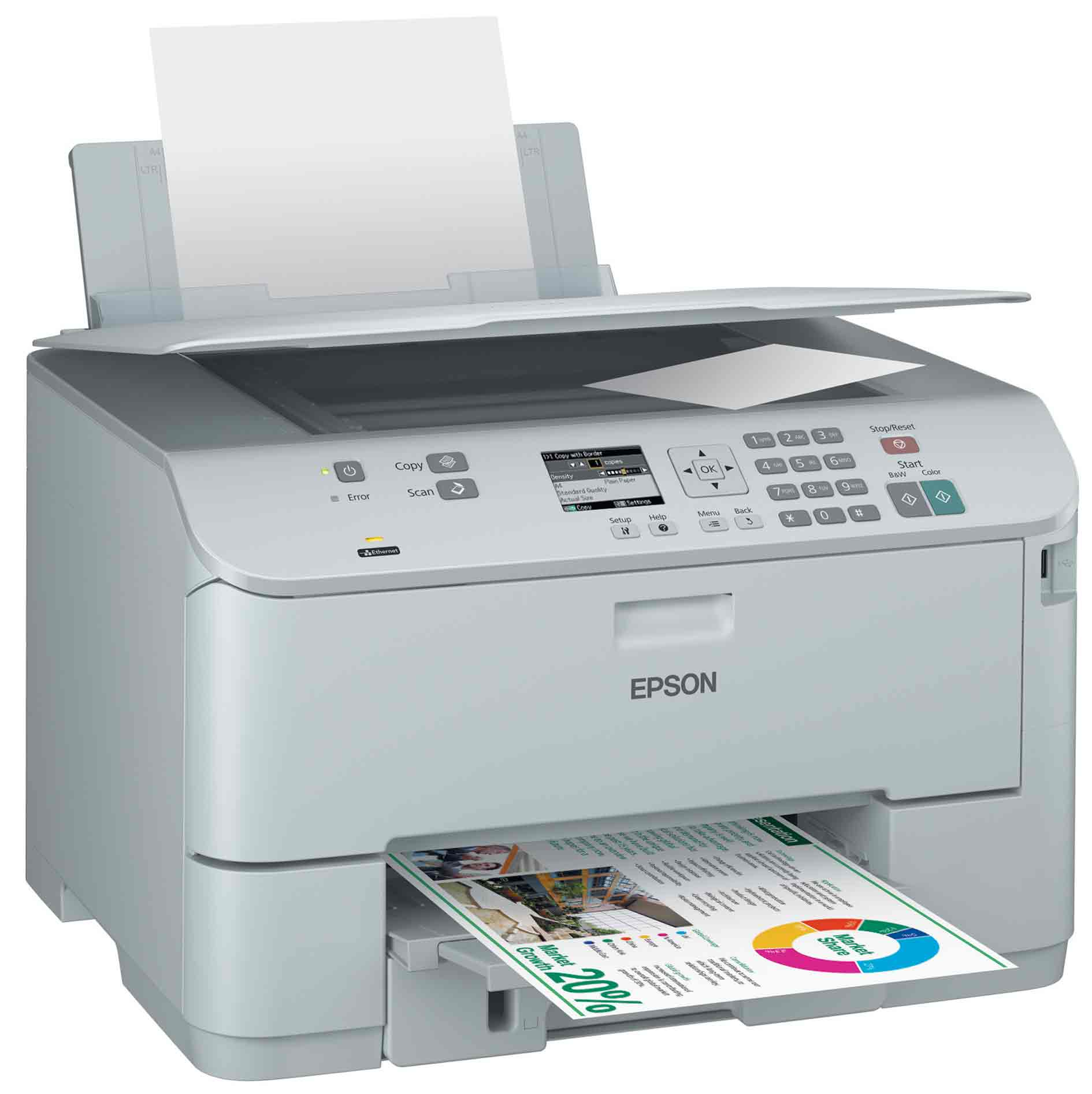 Принтер Epson WorkForce Pro WF-8090 DW