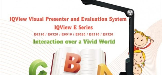The IQView is our best value visualiser at only €184 including VAT and delivery.