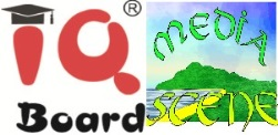 Media Scene Technology for the best value and support of classroom Interactive Touchscreens and Whiteboards