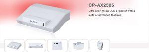 Hitachi CP-AX2505 Ultra Short Throw Projector